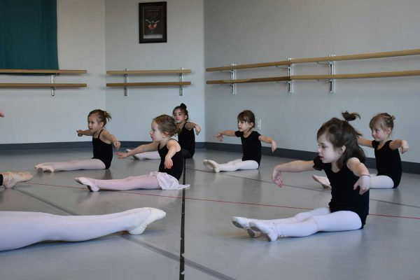 dance studio Superior