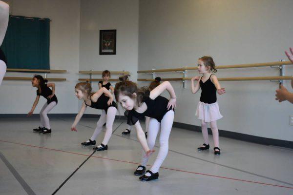 Ballet Tap Combo Class