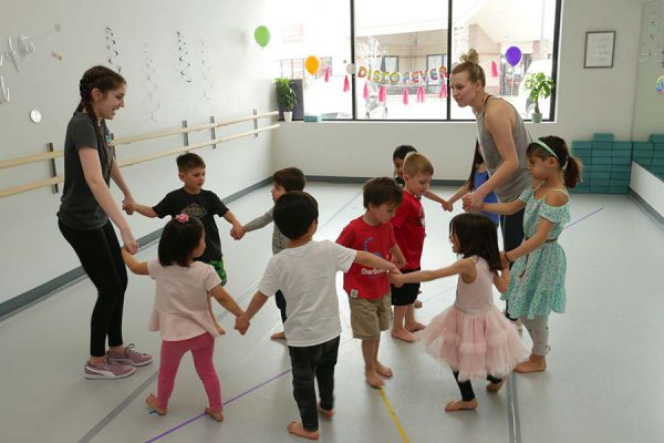 Birthday Parties Dance Packages