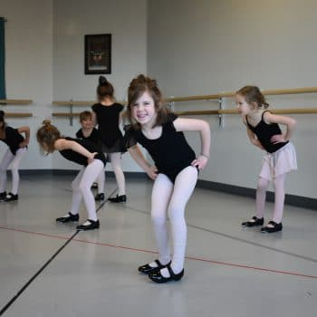 Pre-ballet Dance Lessons