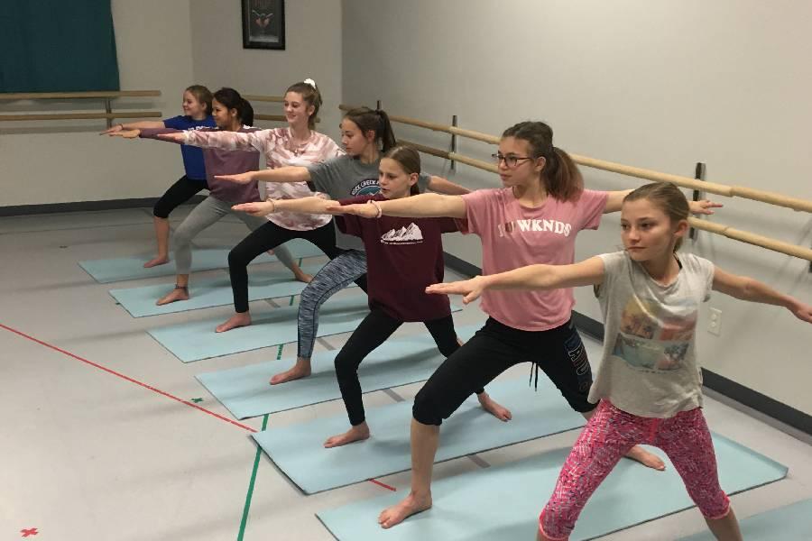 Kids Yoga Classes Superior Colorado